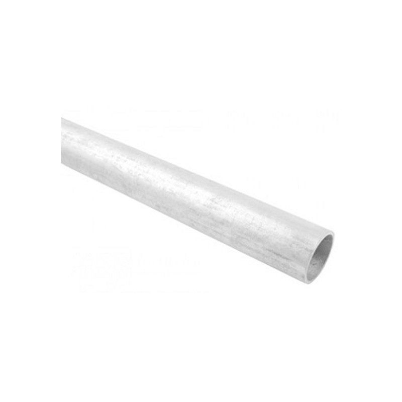 Galvanised Tube 3.5m Galvanised  Tube 48.3mm Outside Diameter 2.6mm Wall Thickness