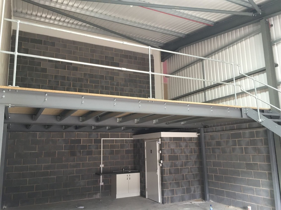 5 x 5 mezzanine floor CE CERTIFIED NEW MEZZANINE FLOOR KITS MADE TO MEASURE